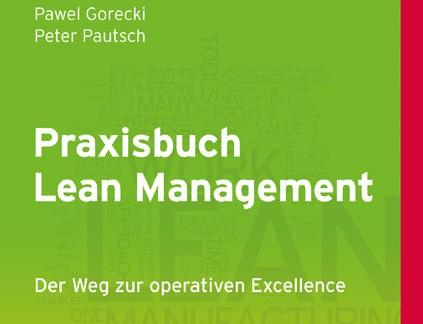 Cover Praxishandbuch Lean Management